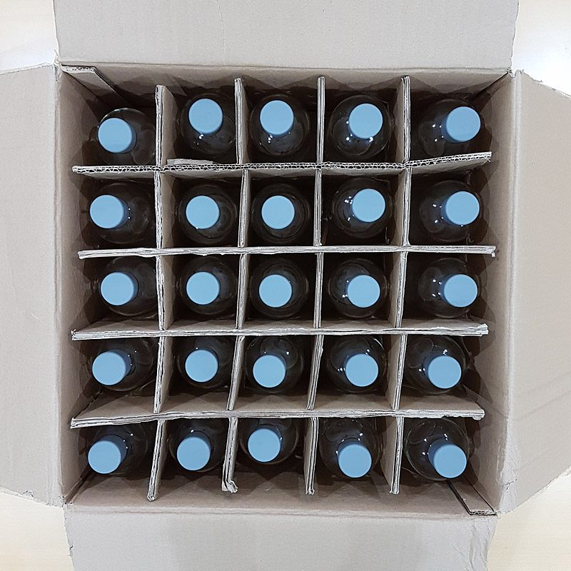 Bottles storage display kitchen office gift